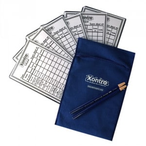 Xontro game for volleyball coaches