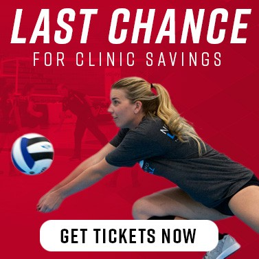 Volleyball Coaching Clinic Tickets