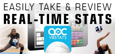 AOC VBStats Volleyball Statistics App