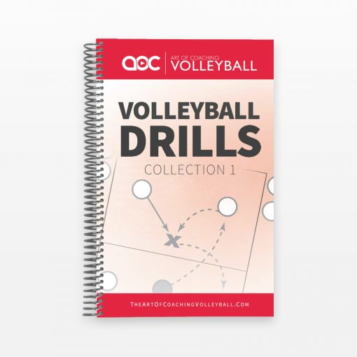 Volleyball Drills Collection 1 - Cover