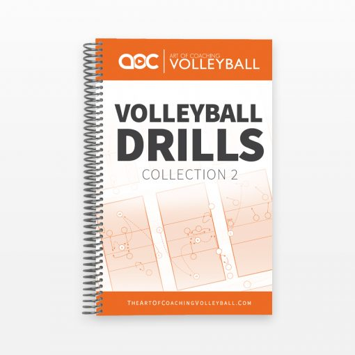 Volleyball Drills Collection 2 - Cover