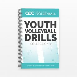 Youth Volleyball Drills - Cover
