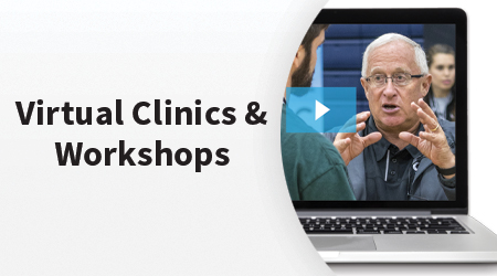 Virtual Clinics & Workshops