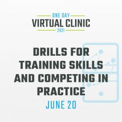 Virtual coaching clinic for volleyball coaches