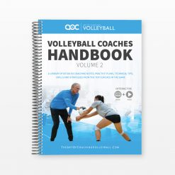 AOC Volleyball Coaches Handbook, Volume 2