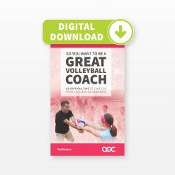 Volleyball Coaching Book