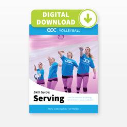 Serving Skill Guide (Digital Download)